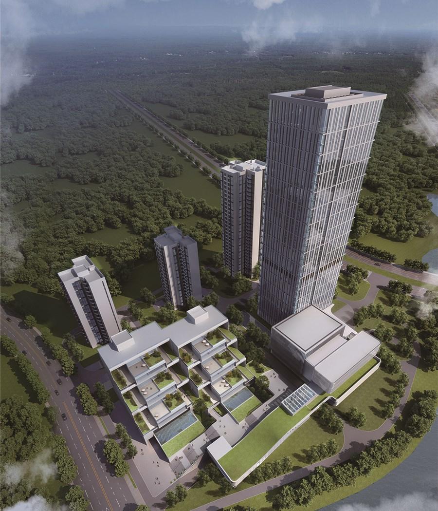 中国人寿研发二期项目