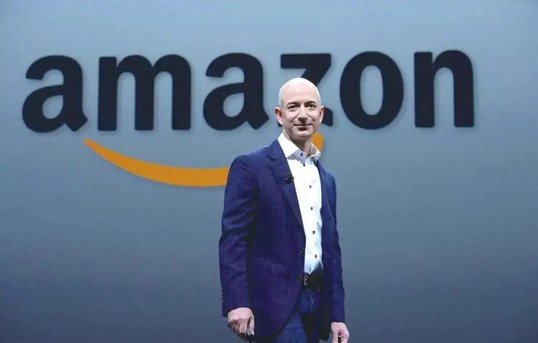 亚马逊CEO 杰夫·贝索斯