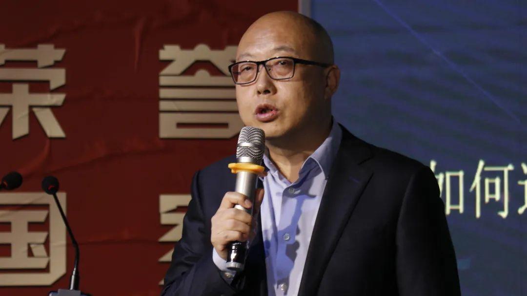 远瓴数据集团有限公司副总裁张永刚