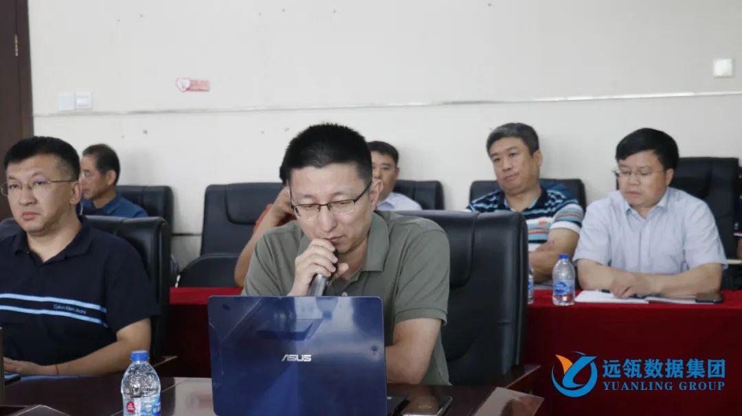 远瓴数据集团副总裁邓晓晖