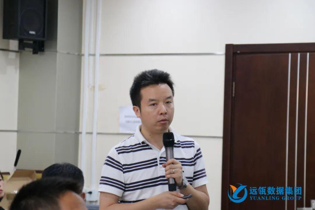 远瓴工程咨询集团设计院总经理 郭双